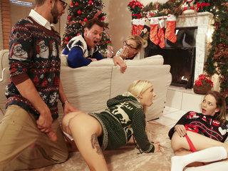 Christmas Family Hookup